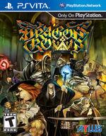 Dragons Crown PSVita cover