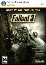 Fallout 3 Game Of The Year Edition PC Version
