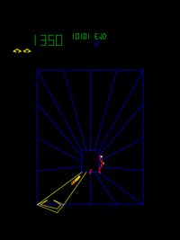 Tempest arcade screenshot