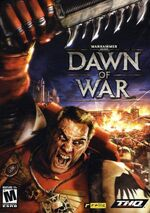 Dawn of war box art large