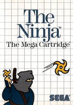 The Ninja SMS box art