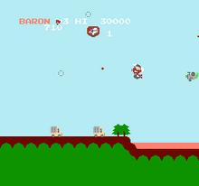 Sky Kid Gameplay