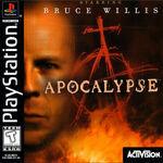Apocalypse PS1 Cover