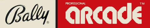 Bally Professional Arcade logo
