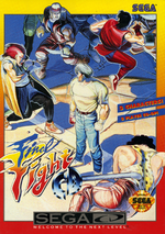 Finalfight CD (1993)