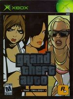 Gta trilogy xbox