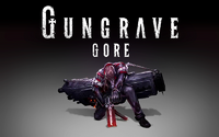 Gungrave Gore PS4 cover