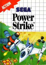 Power Strike SMS box art