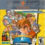 Snk vs Capcom Card Fighters Clash CAPCOM NGPC