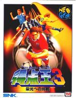 Super Sidekicks 3 NeoGeo Cover