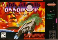 Arkanoid Doh It Again SNES cover