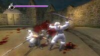 Ninja Gaiden Sigma Plus PSVita screenshot