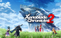 Xenoblade Chronicles 2 Switch cover