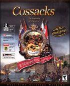 Cossacks European Wars video game box art