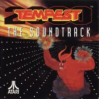 Tempest 2000 OST cover