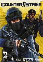 Counter Strike PC cover