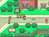 Earthbound SNES screenshot