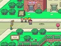 Earthbound SNES screenshot