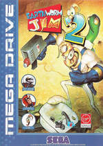 Earthworm Jim 2 (EUR)