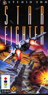 Star Fighter 3DO cover