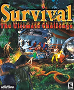 Survival - The Ultimate Challenge Coverart