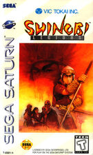 Shinobi Legions coverart