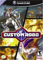 Custom Robo GC cover