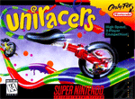 Uniracers SNES cover
