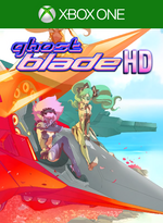Ghost Blade HD Xbox One cover