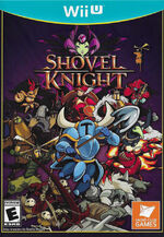 Shovel knight retail