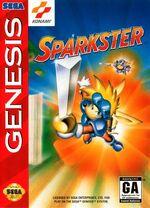 Sparkster genesis