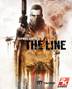 Spec Ops The Line cover