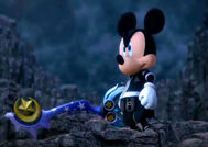 KH2 Mickey