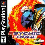 Psychic-Force NTSC