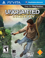 Uncharted Golden Abyss PSVita cover