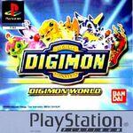 Digimon World (PAL)
