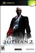 Hitman2 silent xbox