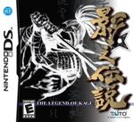 Legend of Kage 2 DS Cover