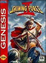 Shining force II gen