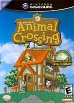 Animal Crossing GC cover