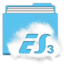 ES File Explorer Android icon