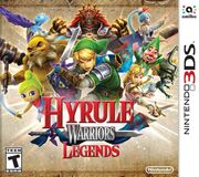Hyrule Warrior Legends
