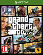 GTA 5 Xbox One cover
