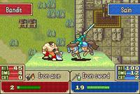 FE Rekka English gameplay