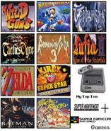Top ten snes