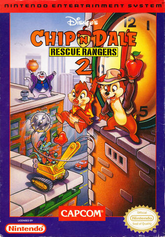 File:Chip n Dale Rescue Rangers 2 NES cover.jpg