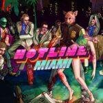 Hotline miami psn logo