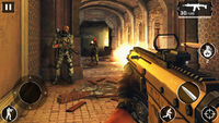Modern Combat 5 Android screenshot