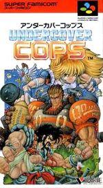 Undercover Cops SFC cover