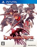 Lord of Apocalypse PSVita cover